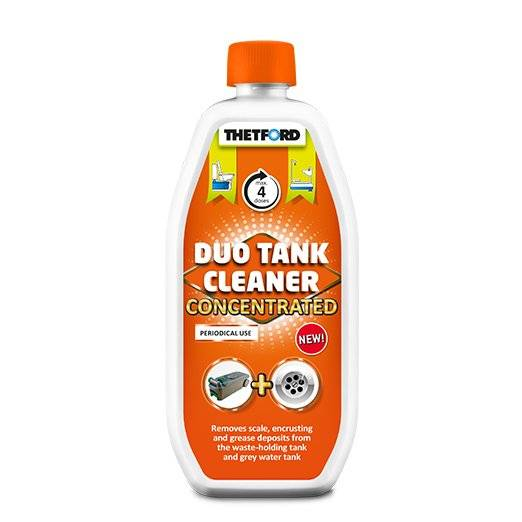 DUO TANK CLEANER