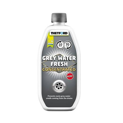 Grey water fresh